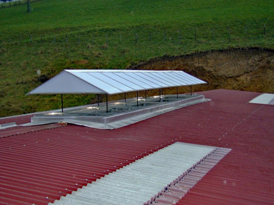 apribili verticali produzione lucernari per tetti