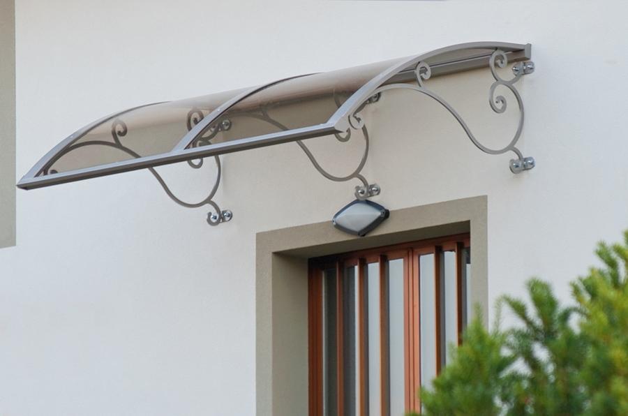 Vendita pensiline e coperture in ferro e alluminio for Pensiline in ferro prezzi